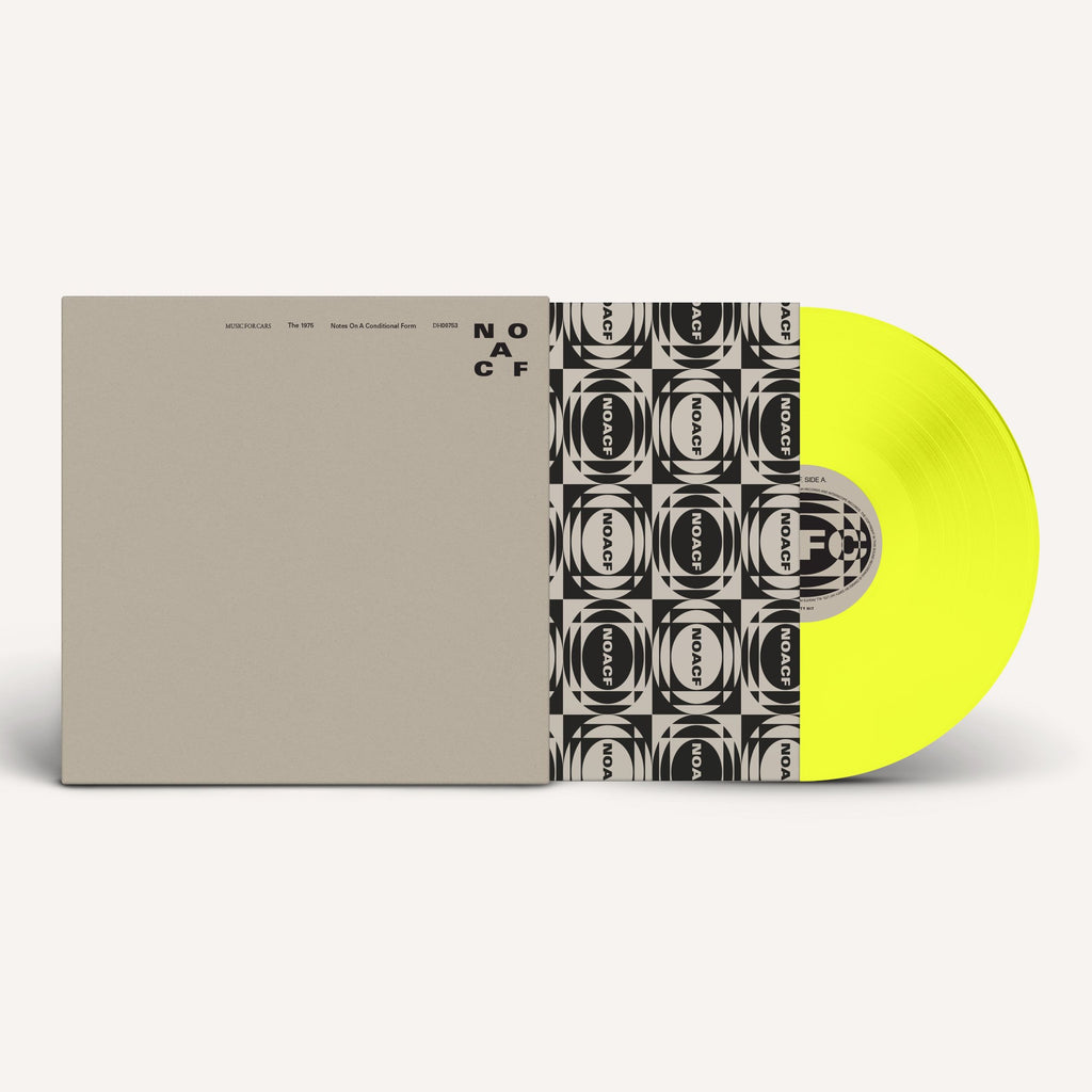 'Notes On A Conditional Form' Yellow 2LP + Digital Album