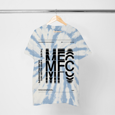 ABIIOR MFC TIE DYE T-SHIRT I + DIGITAL ALBUM