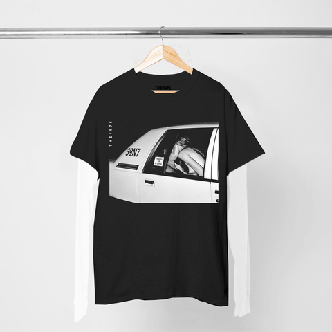 BACKSEAT LAYERED LS T-SHIRT + DIGITAL ALBUM
