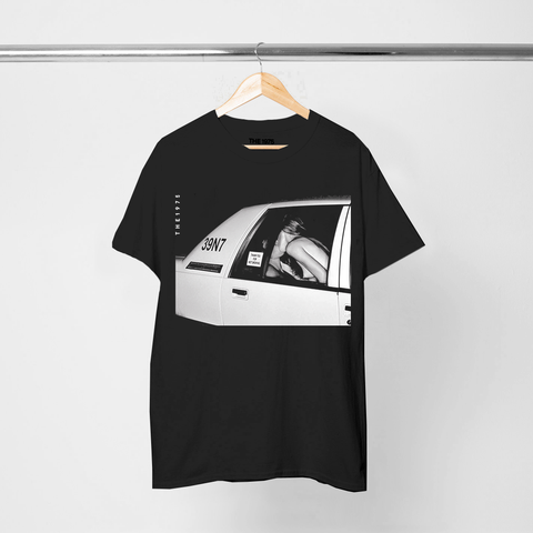 BACKSEAT T-SHIRT + DIGITAL ALBUM