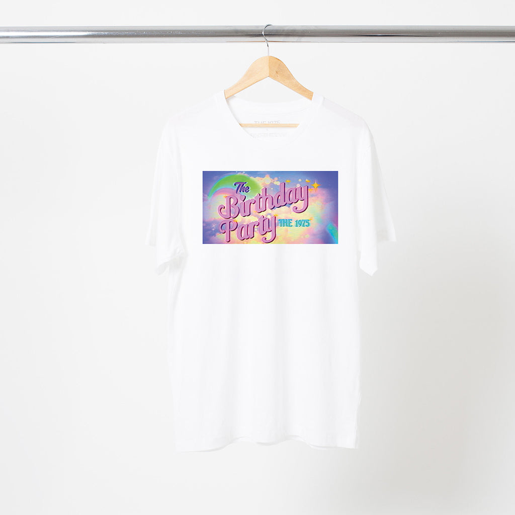 BIRTHDAY PARTY T-SHIRT + DIGITAL ALBUM