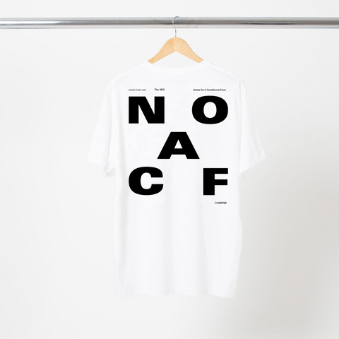 BOOT + WORLD NOACF T-SHIRT + DIGITAL ALBUM