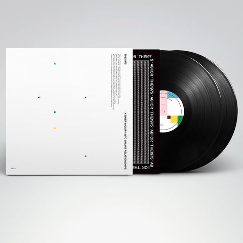 A BRIEF INQUIRY INTO ONLINE RELATIONSHIPS - BLACK VINYL