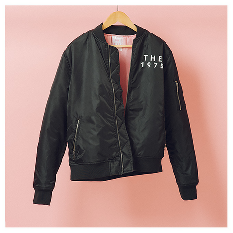 The 1975 Bomber Jacket