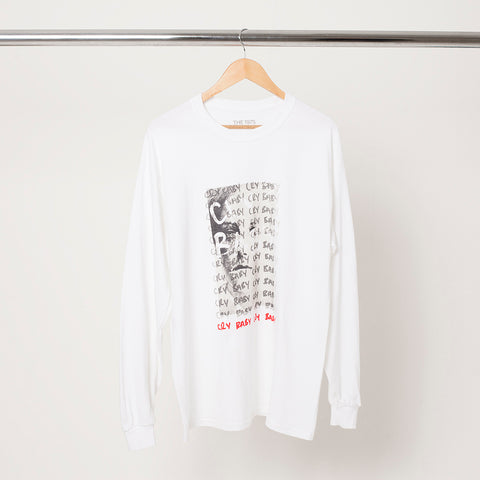 Cry Baby L/S T-Shirt I + Digital Album