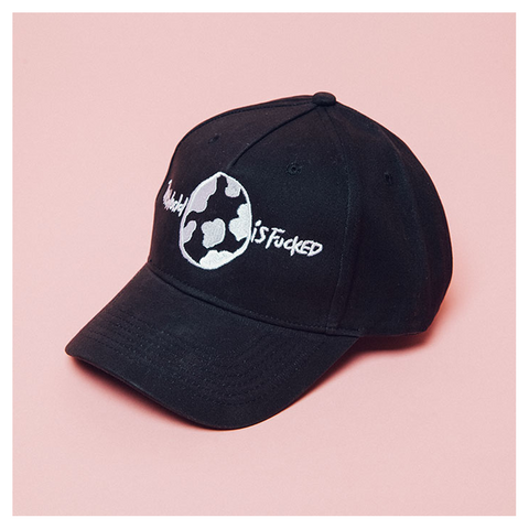 The World is EFFED Black Hat - The 1975 Official Merch and Online Store
