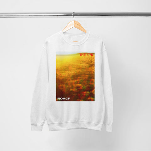 FLOWER GLITCH CREWNECK + DIGITAL ALBUM