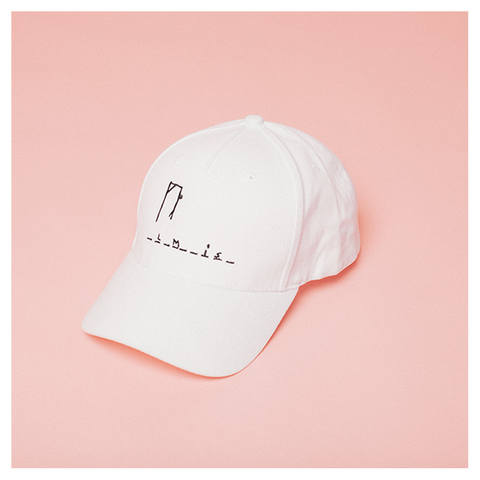 Hang Man White Hat - The 1975 Official Merch and Online Store
