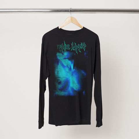 METAL LOGO WOMAN LS T-SHIRT + DIGITAL ALBUM