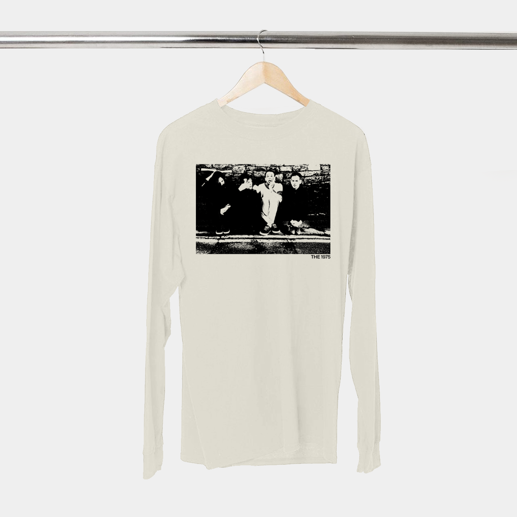 NOACF BAND L/S T-SHIRT + DIGITAL ALBUM