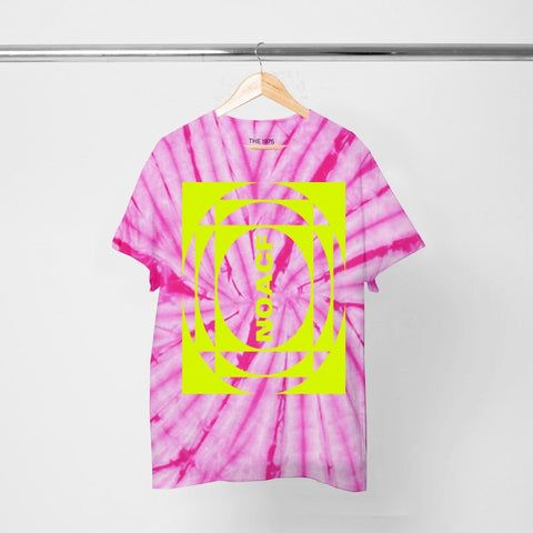 NOACF NEON TIE DYE T-SHIRT + DIGITAL ALBUM