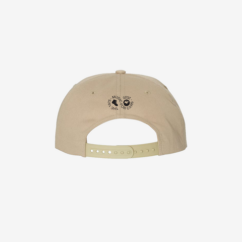 NOACF FLAT BRIM HAT + DIGITAL ALBUM