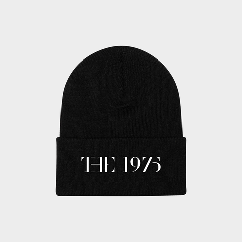 THE 1975 ALBUM BEANIE