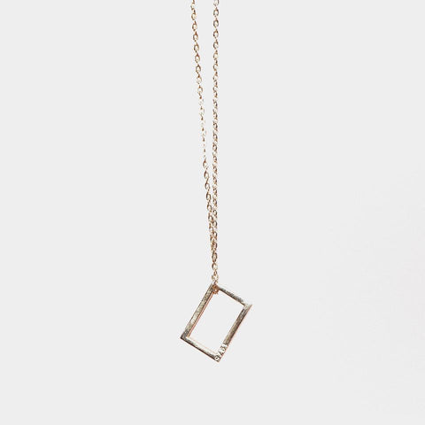 THE 1975 ROSE GOLD NECKLACE