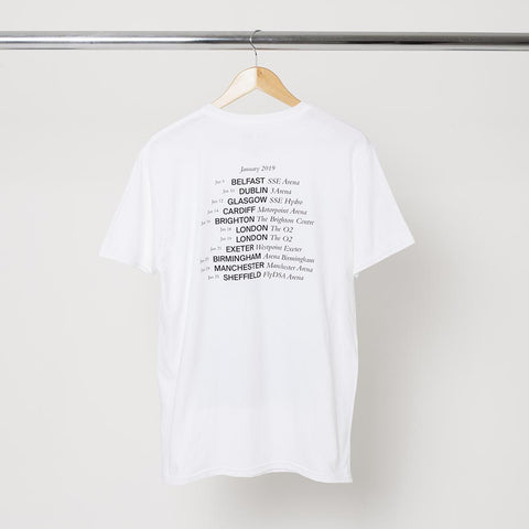 THE 1975 III TOUR T-SHIRT