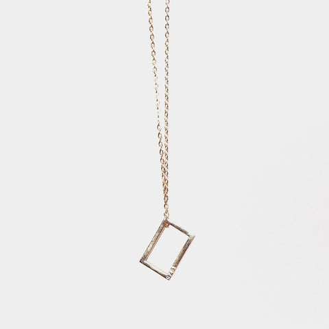 Rose Gold Necklace + Digital Album