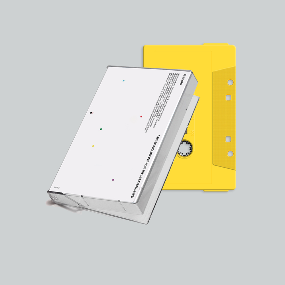 A BRIEF INQUIRY INTO ONLINE RELATIONSHIPS - CASSETTE + DIGITAL ALBUM