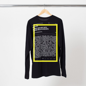 The 1975 Upcycled L/S T-Shirt