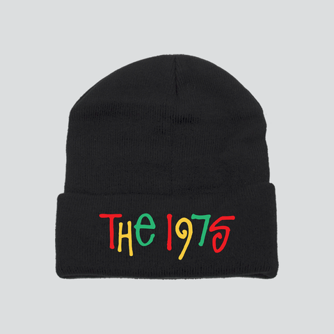 THE 1975 BEANIE + DIGITAL ALBUM
