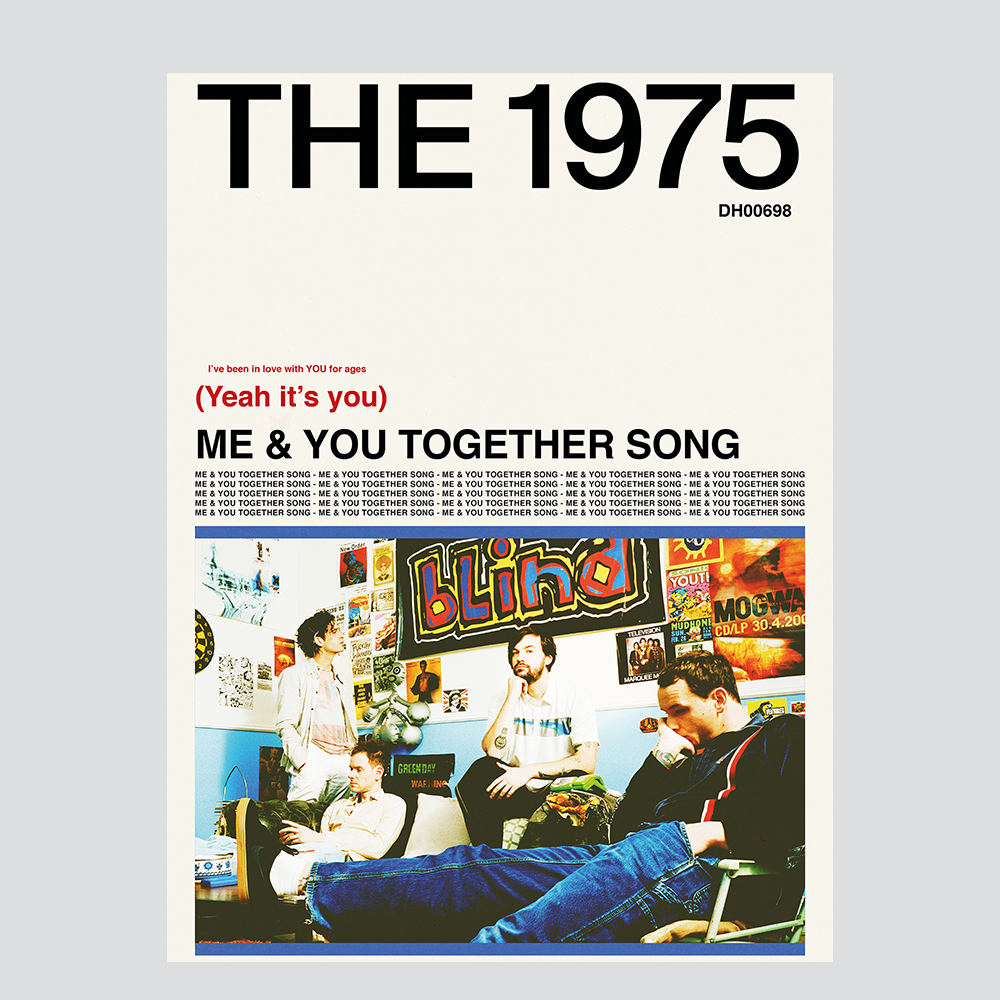 THE 1975 LITHOS 2 PACK + DIGITAL ALBUM