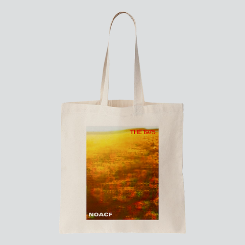FLOWER GLITCH TOTE BAG + DIGITAL ALBUM