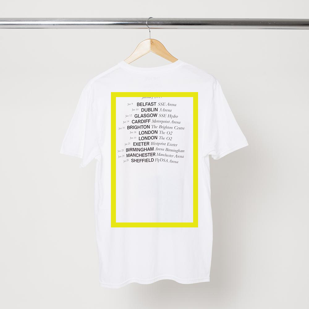 The 1975 Upcycled T-Shirt