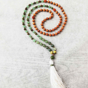 Mala Beads for Self Reflection
