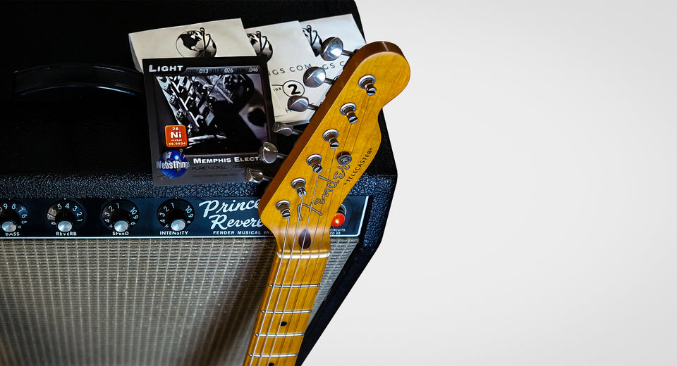 Webstrings Guitar Strings, the Highest Quality and Value