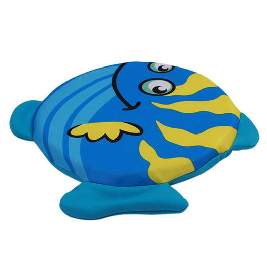 Merske MK10029 Soft Outdoor Cloth Frisbee - Fish - 1