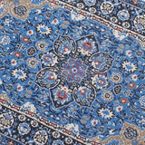 Merske MK10064 Turkish Woven Floral Miniature Carpet 1:12 - 3