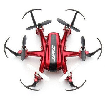 Merske MK10079 One-Key-Return R/C Drone 2.4G 4Ch 6Axis Nano Hexacopter Quadcopter 3D Rollover Headless - Red - 1