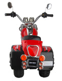 Angry Birds 6V Battery Operated Kids Chopper Style Ride On Motorcycle