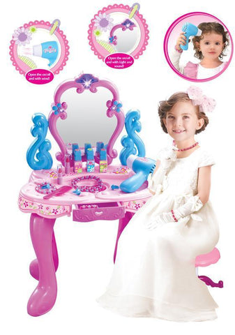 Berry Toys BR008-86 My First Beauty Vanity Play Set - Peazz.com