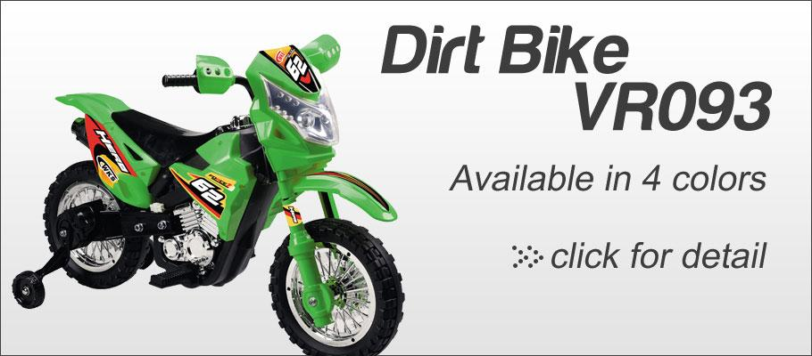 Dirt Bikes Ride-ons