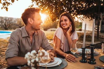 Light Up the Table BBG Grill: 6 Romantic Backyard Date Ideas