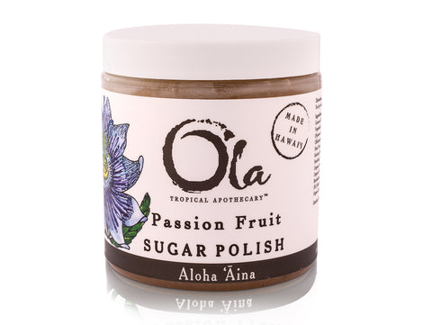 Passion Fruit Sugar Polish