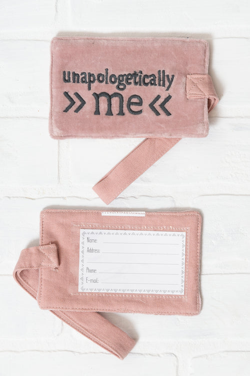Unapologetically Me Luggage Tag
