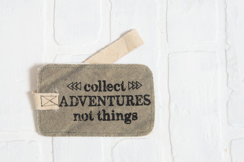 Collect Adventure Luggage Tag