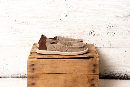 Sanuk Men Pick Pocket Knit KBWN