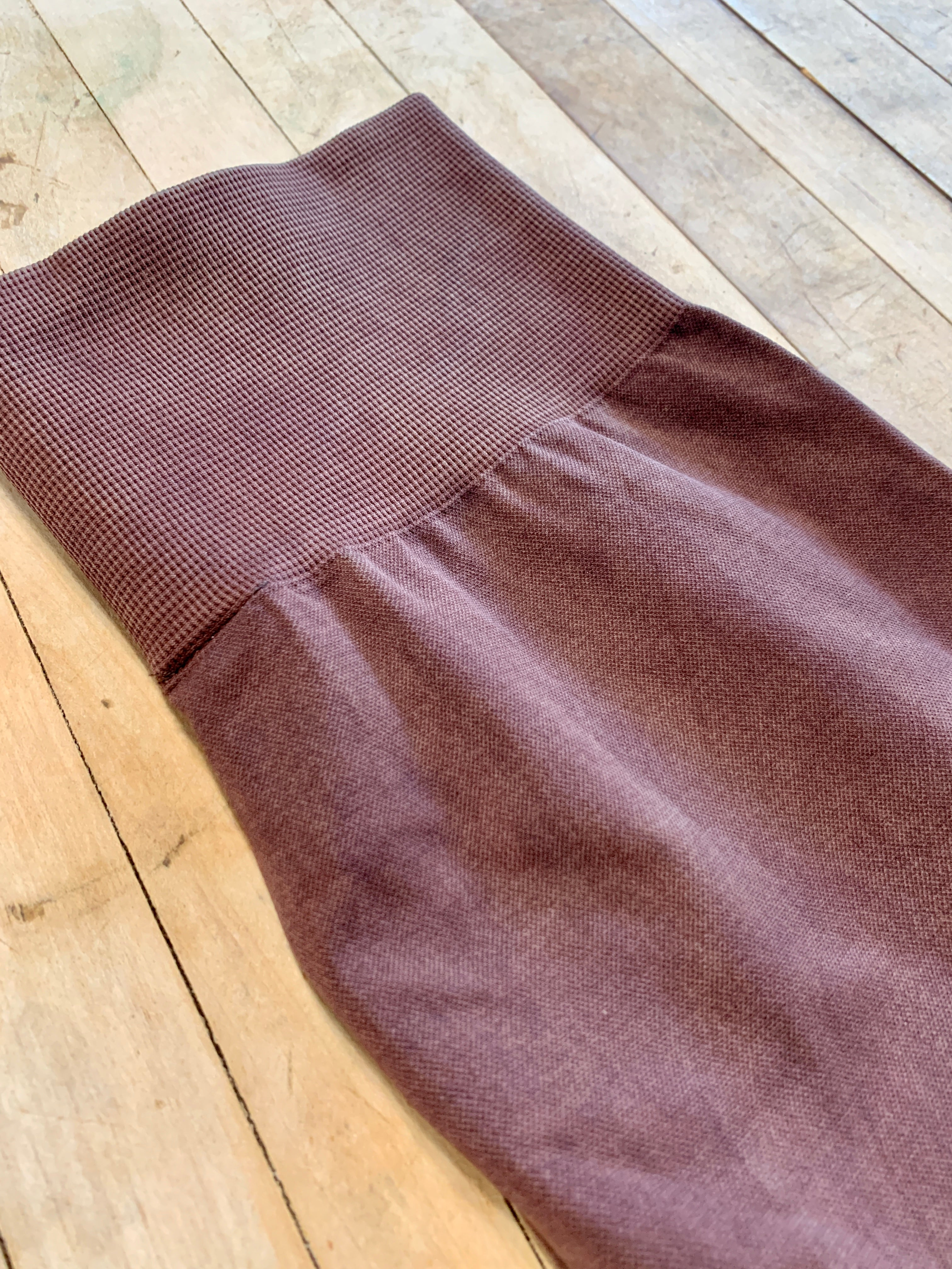 Larissa Vintage Leggings in Vintage Brown