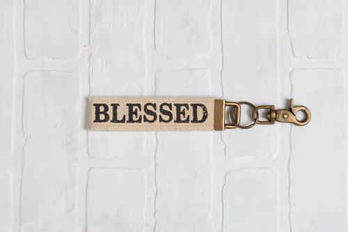 Blessed Key Chain