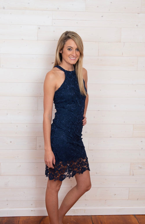 Gloria Lace Dress
