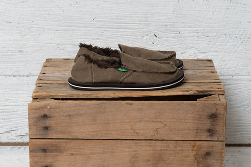 Sanuk Boys Vagabond Chill Brown
