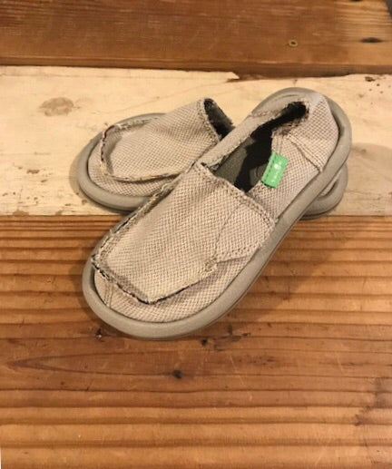 Lil Donna Hemp Natural Toddler Sanuk