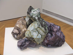Blockage #1, view 2 of Photo Sculpture by Kristin Doner