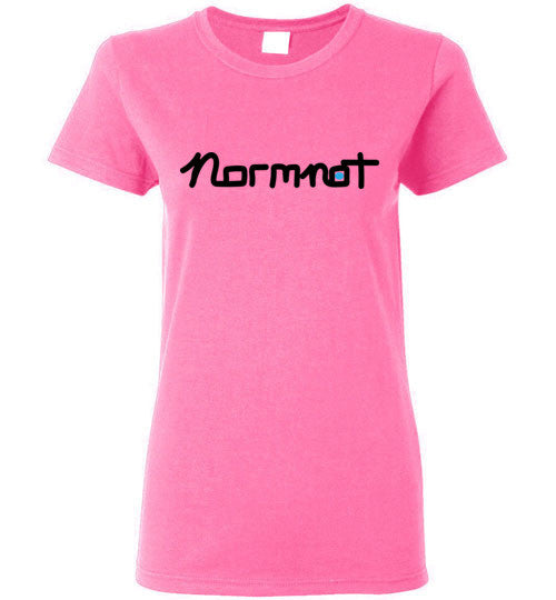Normnot Original, Women's t-shirt