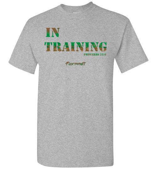 In Training, T-shirt