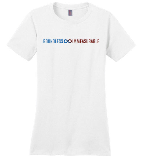 Boundless & Immeasurable Lady's T-shirt