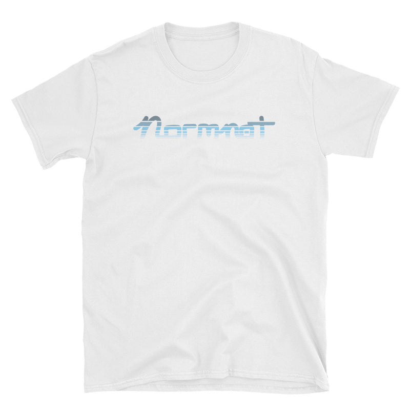 Normnot, Blue Horizon Short-Sleeve Unisex T-Shirt