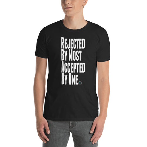 Rejected-Accepted Short-Sleeve Unisex T-Shirt